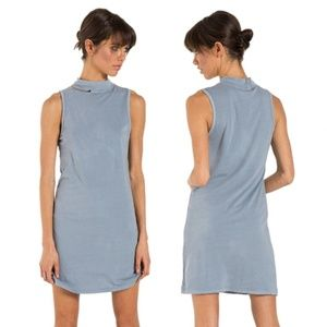 n:Philanthropy NWOT Mini Dress in Washed Indigo